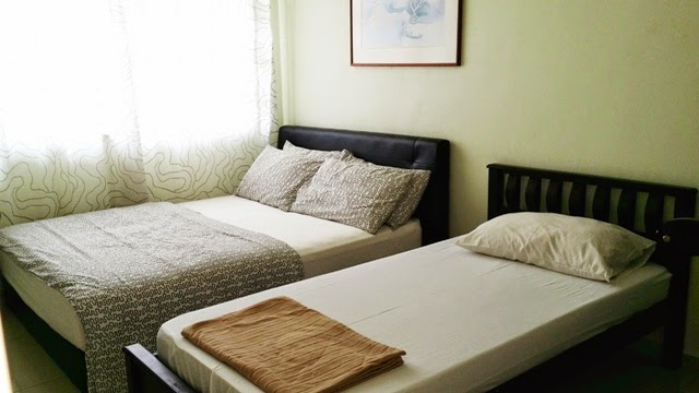 Photo 7: Bedroom 2, 1 queen and 1 single beds