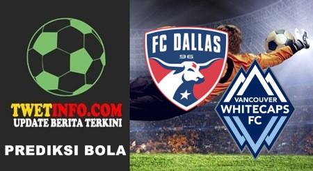 Prediksi Dallas vs Whitecaps