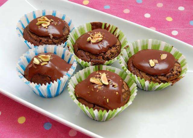 Muffins de mokka