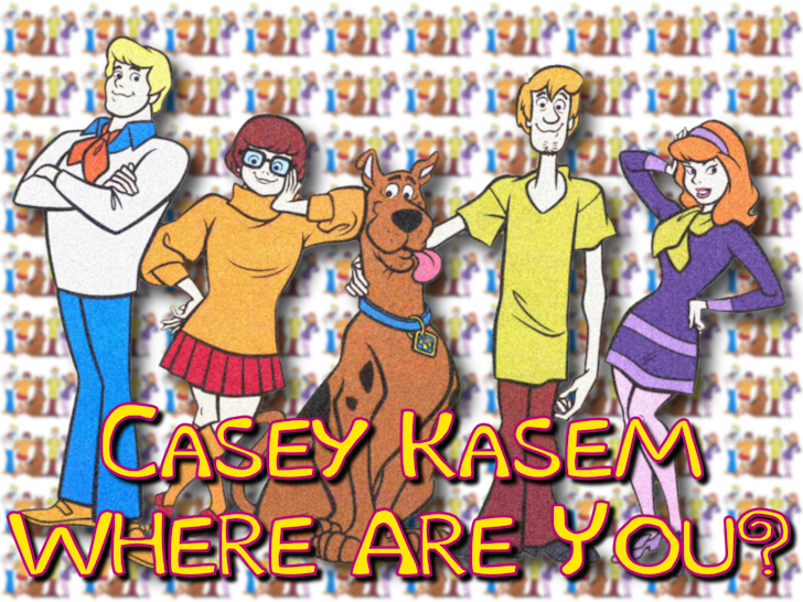 Casey Kasem - Where Are You?