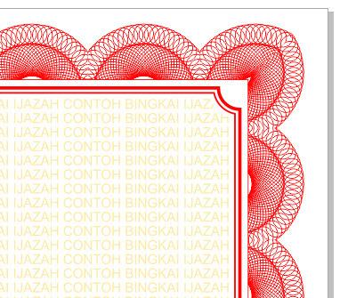 Cara Membuat Bingkai Ijazah di Corel Draw   MULTI INFO