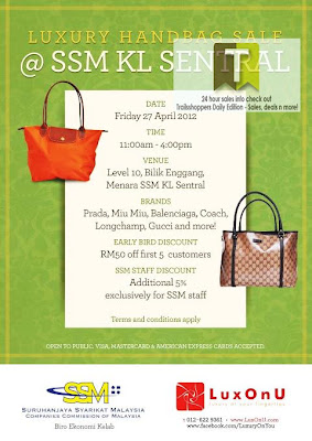 Luxury Handbags Sale 2012