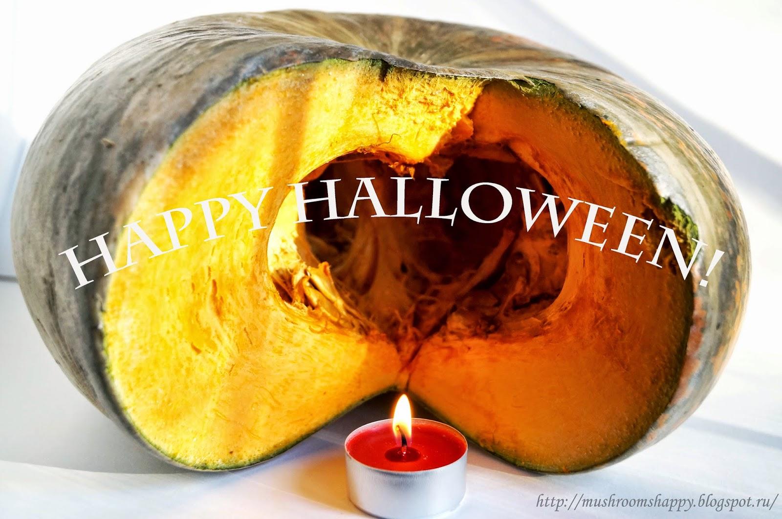 pumpkins, candle, sweets