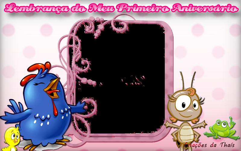 : Kit para festa Personalizada da Galinha Pintadinha - Para imprimir