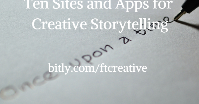 Creative writing websites for students story
