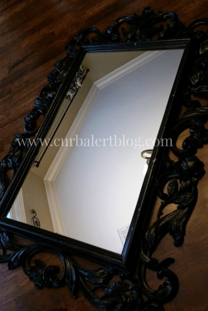 Elegant Framed Mirror