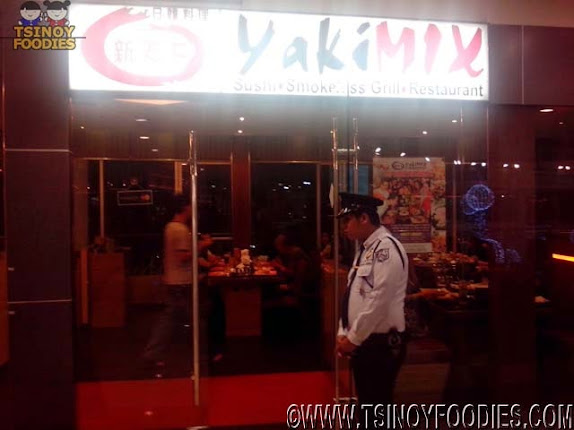 yakimix sushi smokeless grill restaurant