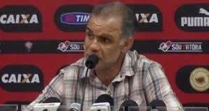 Como esperado: Técnico do Vitória é demitido