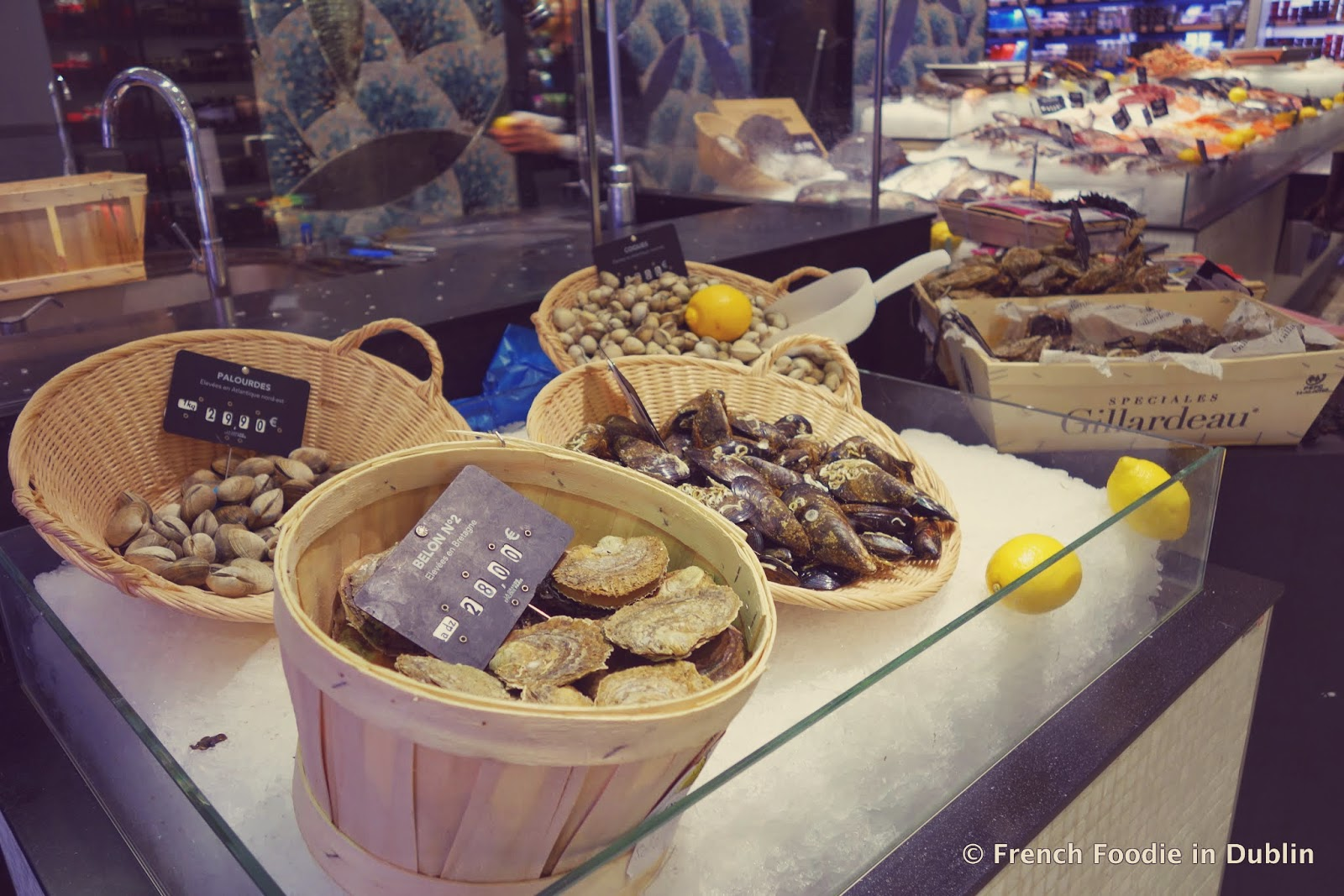 Parisian food heaven la grande epicerie french foodie in dublin food blog dublin food tours - La grande epicerie de paris ...