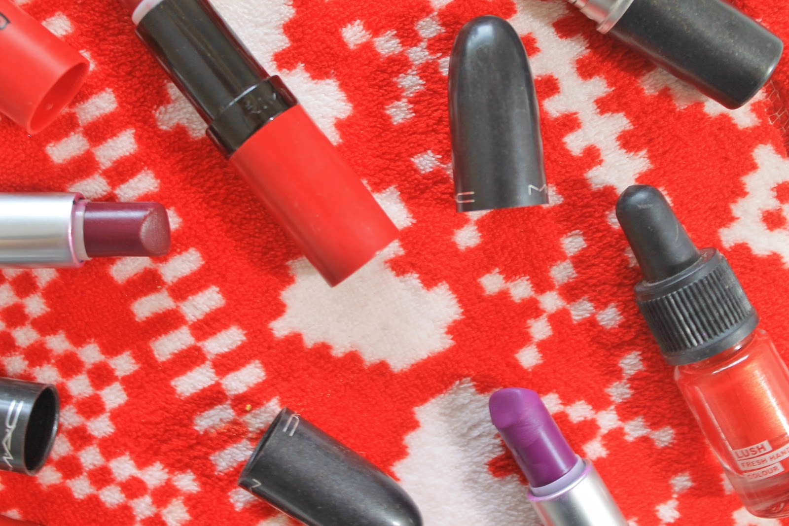 Christmas Lipsticks 4