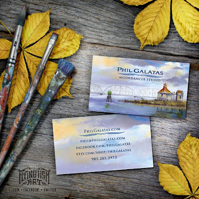 business cards printed by GotPrint