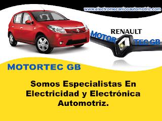 Taller Renault Especializado - Motortec GB
