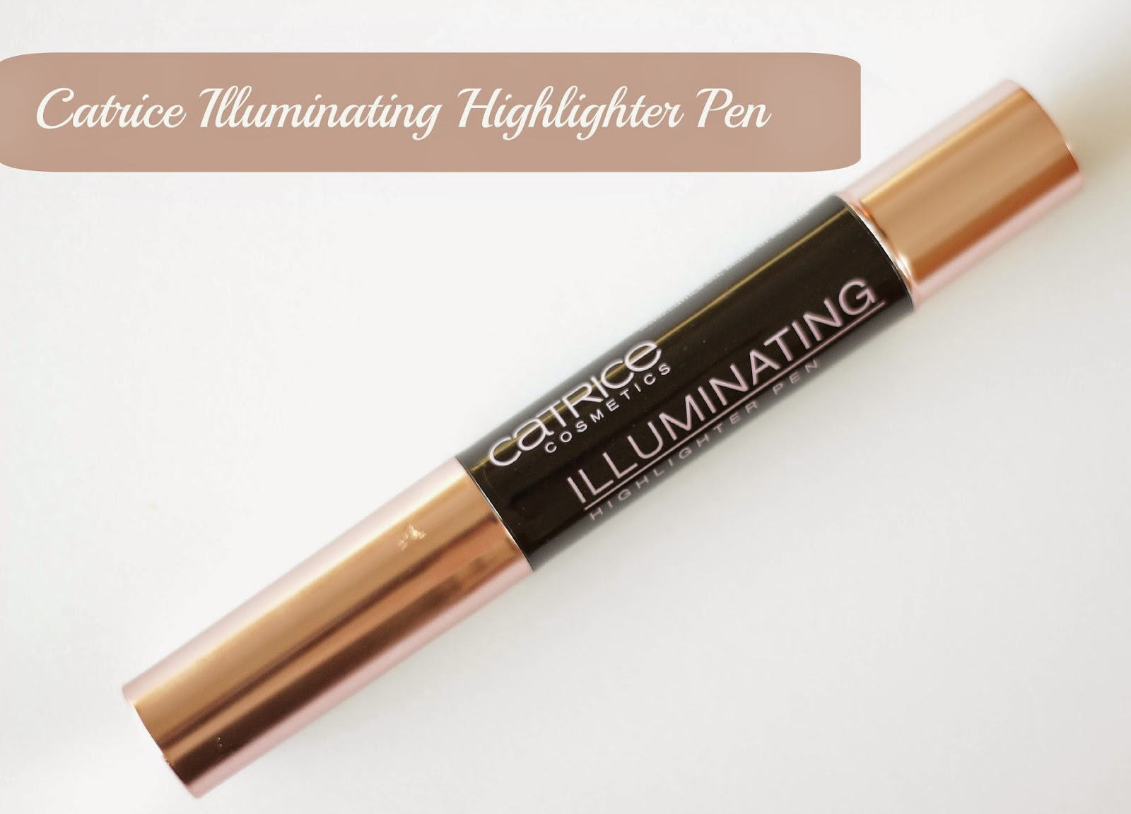catrice illuminating highlighter pen