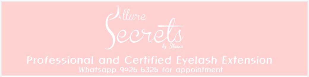 Allure Secrets Eyelash Extension