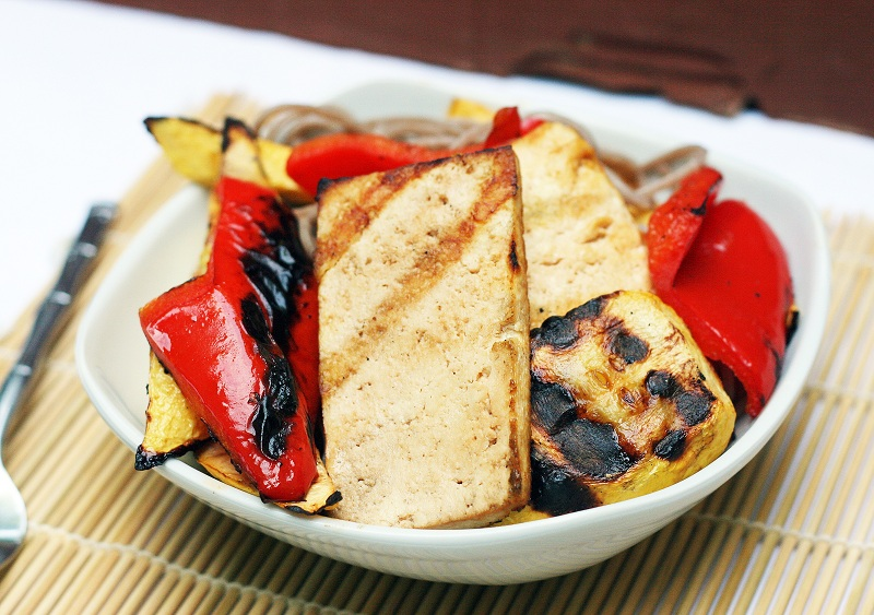 Todays recipe is all about the grill, or grill pan, if the weather ...