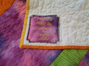 QFC Quilt Label