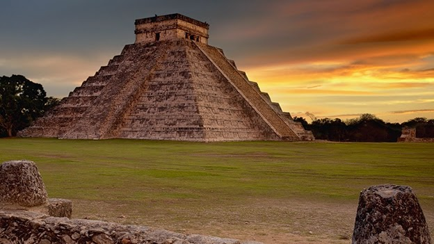 Multiculturalidad en mexico culturas mas importantes for Civilizacion maya arquitectura