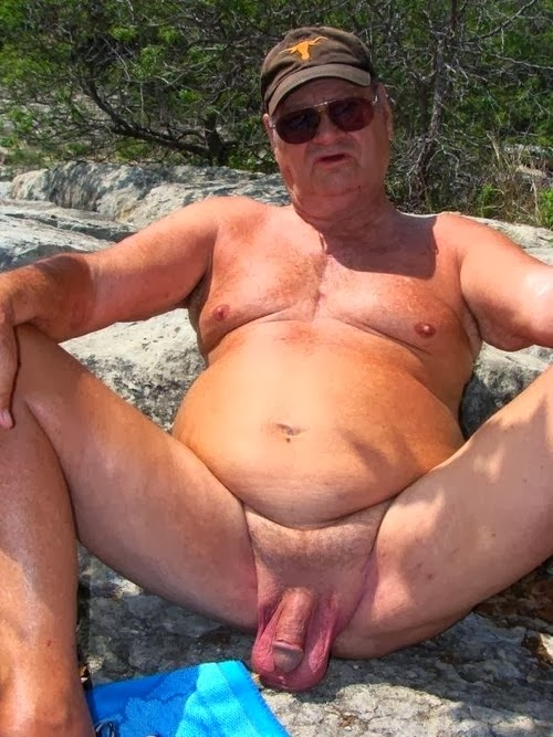 Old Gay Grandpa Big Cocks