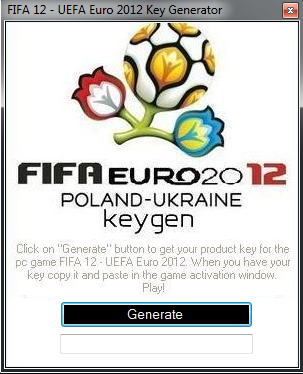 The EA SPORTS UEFA EURO 2012