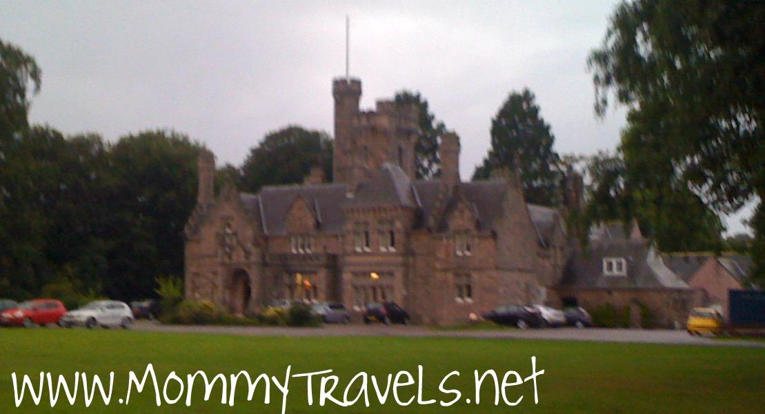 Mansion House Hotel Elgin Scotland