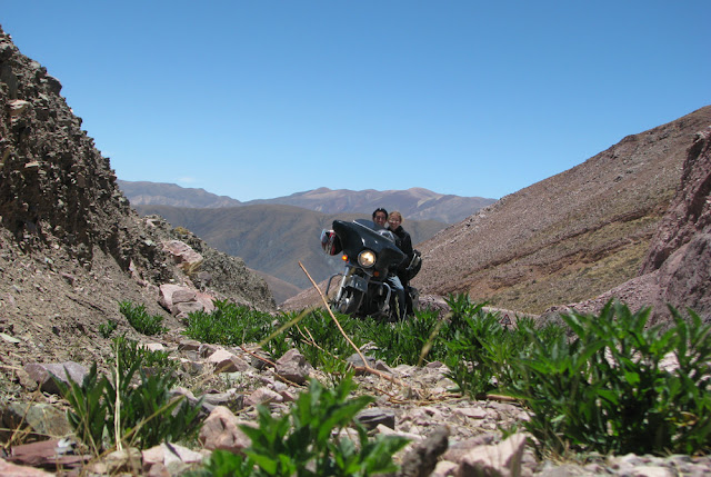 harley davidson motorcycle switchbacks argentina