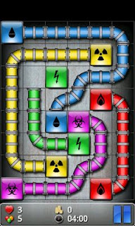 Screenshots of the Plumber reloaded for Android tablet, phone.