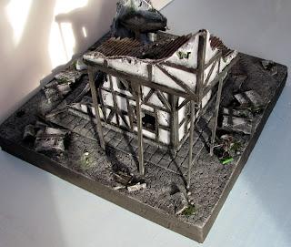 Mordheim ruiny miasta