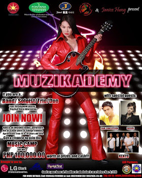Join 2011 Muzikademy Now!