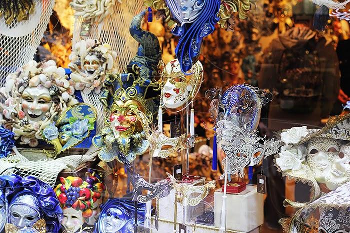 venezia italy masks