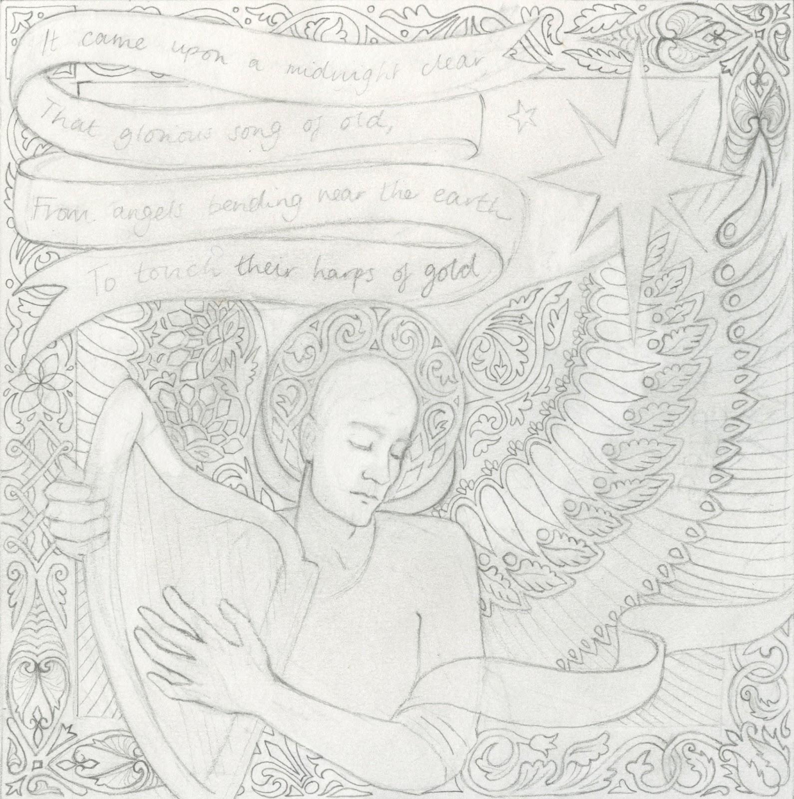 Angel Earth Angel Angels Bending Near The Earth