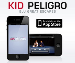 Iphone App BJJ Great Escapes