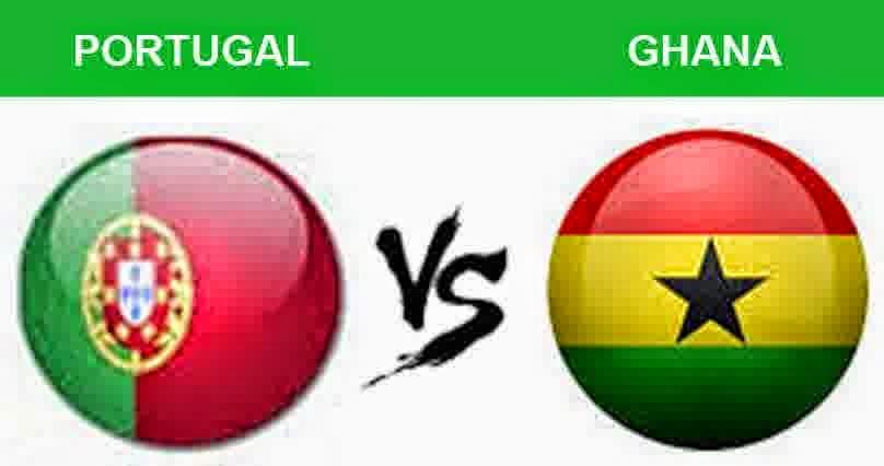 Perkiraan Hasil Akhir Pertandingan Terakhir Babak Penyisihan Group G Portugal Vs Ghana