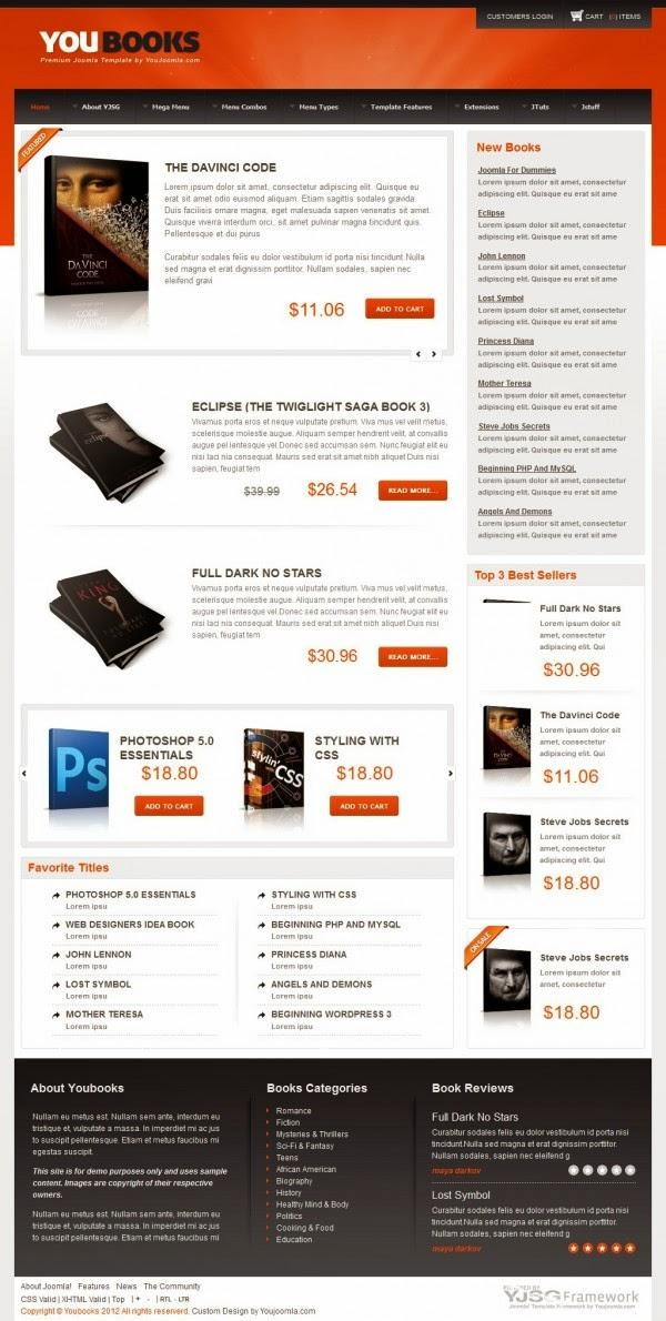 YJ Youbooks Web Shop