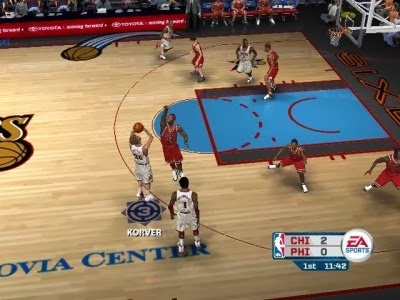 شرح تحميل وتتبيث لعبة  الأسطورة NBA Live 08 مضغوطة بحجم 300 ميجا شرح تحميل وتتبيث لعبة  الأسطورة NBA Live 08 مضغوطة بحجم 300 ميجا