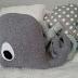 Jak zrobić wieloryba - Poduszka DIY