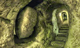 Μαγεία: Ανακαλύφθηκε υπόγεια πόλη 5.000 ετών στην Καππαδοκία