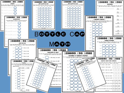 https://www.teacherspayteachers.com/Product/Bottle-Cap-Math-Bundle-401162