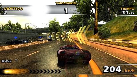 Free Download Games Burnout Dominator psp ISo Untuk komputer Full Version Gratis Unduh