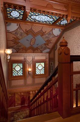 Mableton Staircase Upper Landing