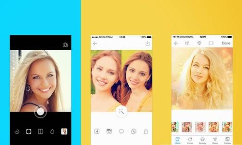 aplicativo BrightCam
