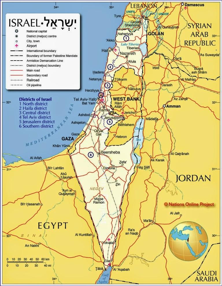 LUGARES DONDE VIAJAR: ISRAEL: TAN LEJOS; TAN CERCA