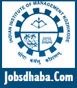 Indian Institute of Management, Kozhikode, IIM Kozhikode Recruitment, Jobsdhaba, Sarkari Naukri