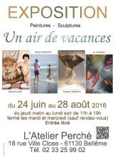 Expo UN AIR DE VACANCES