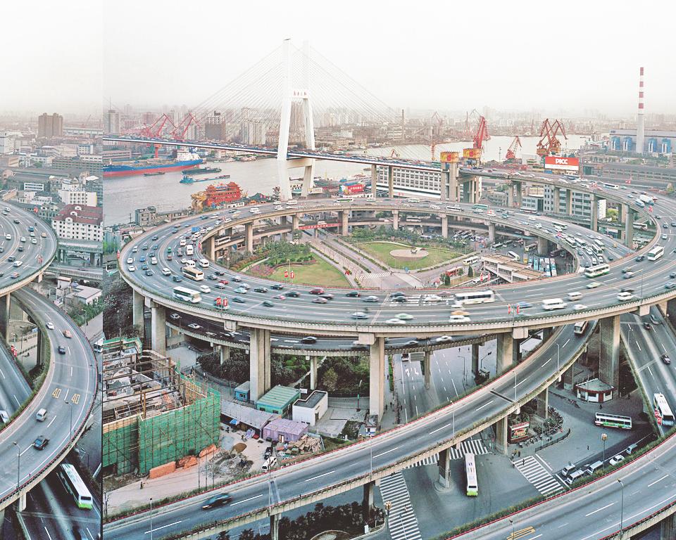 Arhitektura koja spaja ljude - Mostovi Nanpu-bridge-interchange-in-shanghai-china