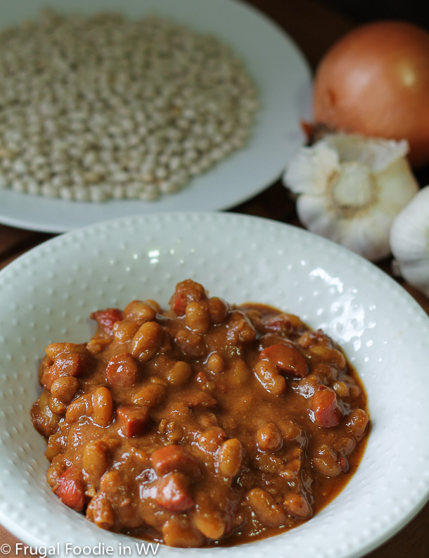 Spicy Maple Baked Beans | Foodie in WV