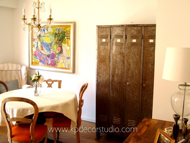 Kp tienda vintage online taquillas vintage estilo - Decoracion industrial online ...