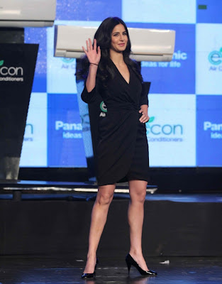 Katrina Kaif Launches Panasonic's New Cube Ac Pictures