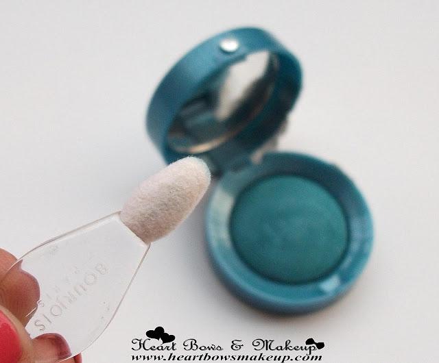 Bourjois Baked eyeshadows in india
