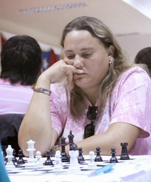 Nacional femenino ajedrez, Maritza en el trono por oncena vez