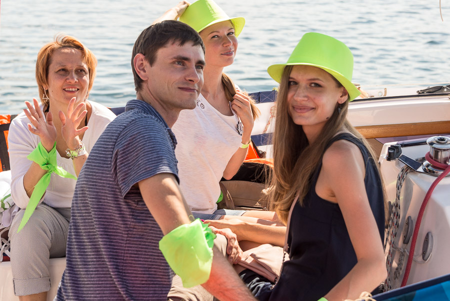 Фестиваль Яхтинга – 2016